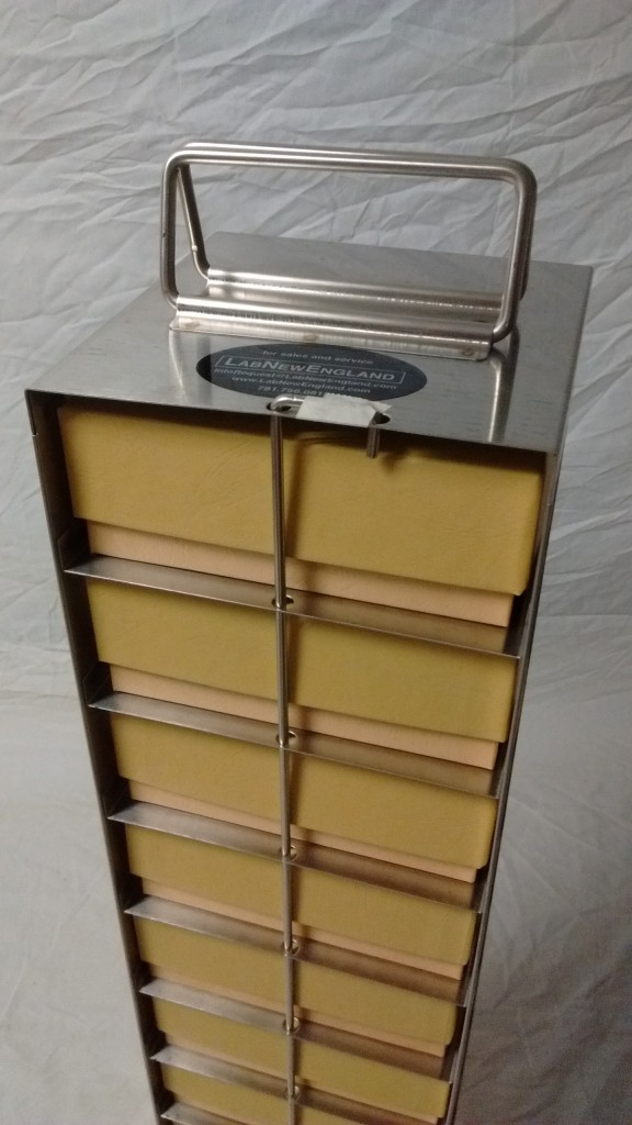 Chest Freezer Rack for 2 inch boxes